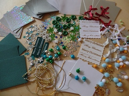 Embellishments-SET Nr. 001