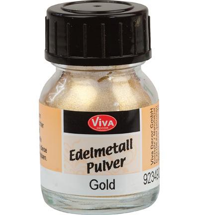 VIVA - Edelmetall Pulver - GOLD 3 g.