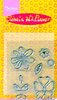 *Marianne design Clear Stamps Eline´s 3D Flowers