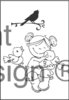 *Marianne design Clear Stamps Eline´s Toddlers