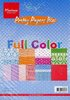 "Pretty Papers Bloc ""Full Color"""