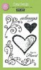 "Clear Stamps - HERO ARTS ""Always Heart"""