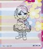 "Clear Stamp ""BLOSSOM"" / Art.-Nr.: Bloss03"