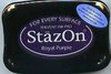 StazOn Stempelkissen Royal Purple