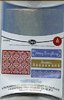 "Embossing Folder ""Holiday Damask Set"""