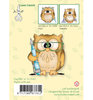 "Leane Creativ ""Clear Stamps - Owlie`s"""