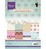 "Pretty Papers Bloc ""Café la Patisserie"" A5"