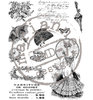 Marianne design Clear Stamps Victorian Vintage