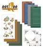 "13 tlg. Bastelset ""Dot + Do"""