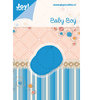 "*JOY Crafts Stanzschablone ""Baby Boy"""