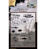 "JOY Clear Stamps ""Fishing Fun"""
