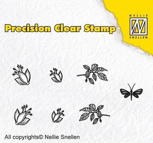 Clear Stamps Nature Fuchsia