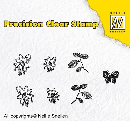 "Nellie Snellen ""Clear Stamps"""