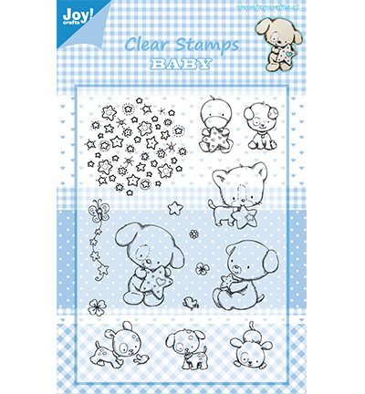 "*JOY Clear Stamps ""Baby"""