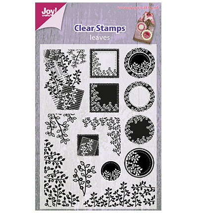 "JOY Clear Stamps ""Leaves"""