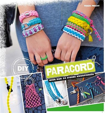 "PARACORD Anleitungsbuch ""Knoop it yourself"""