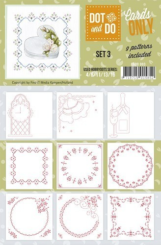 DOT and DO Cards ONLY SET 3