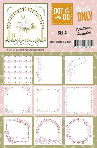 DOT and DO Cards ONLY SET 4
