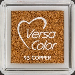 *VersaColor Stempelkissen Mini Copper 20.3.