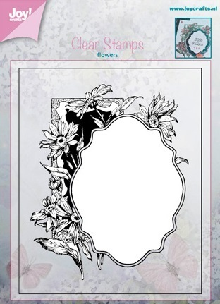 "*JOY Clear Stamps ""Flowers"""