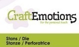 "Stanzschablonen ""Craft Emotions"""
