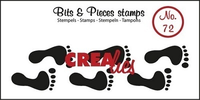 Clear Stamps Bits and Pieces No. 72