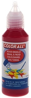 COLORALL - KALT EMAIL 50 g, rotorange