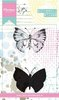 VB Marianne design Clear Stamp Schmetterling