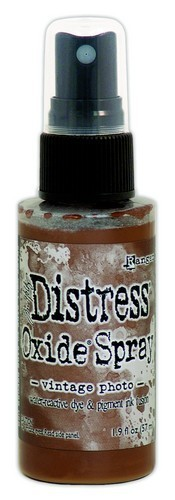 Ranger Distress Oxide Spray - Vintage Photo