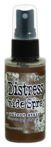 Ranger Distress Oxide Spray - Walnut Stain