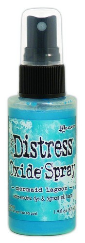 Ranger Distress Oxide Spray - Mermaid Lagoon