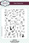 CREATIVE EXPRESSIONS Clear Stamp Set