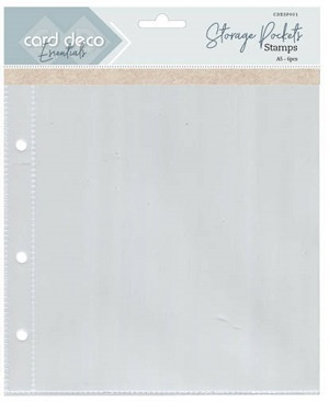 Card Deco Essentials - Stamp Pockets A5